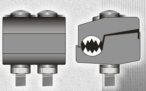 Stezaljka 1 kV